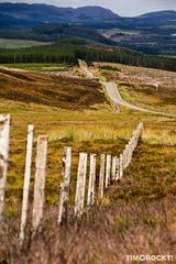 Highlands near Loch Ness