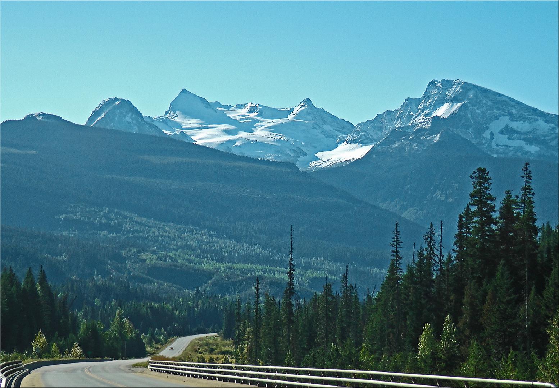 Highway nach Blue River