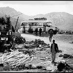 Highway rasthouse between Kabul and Kandahar