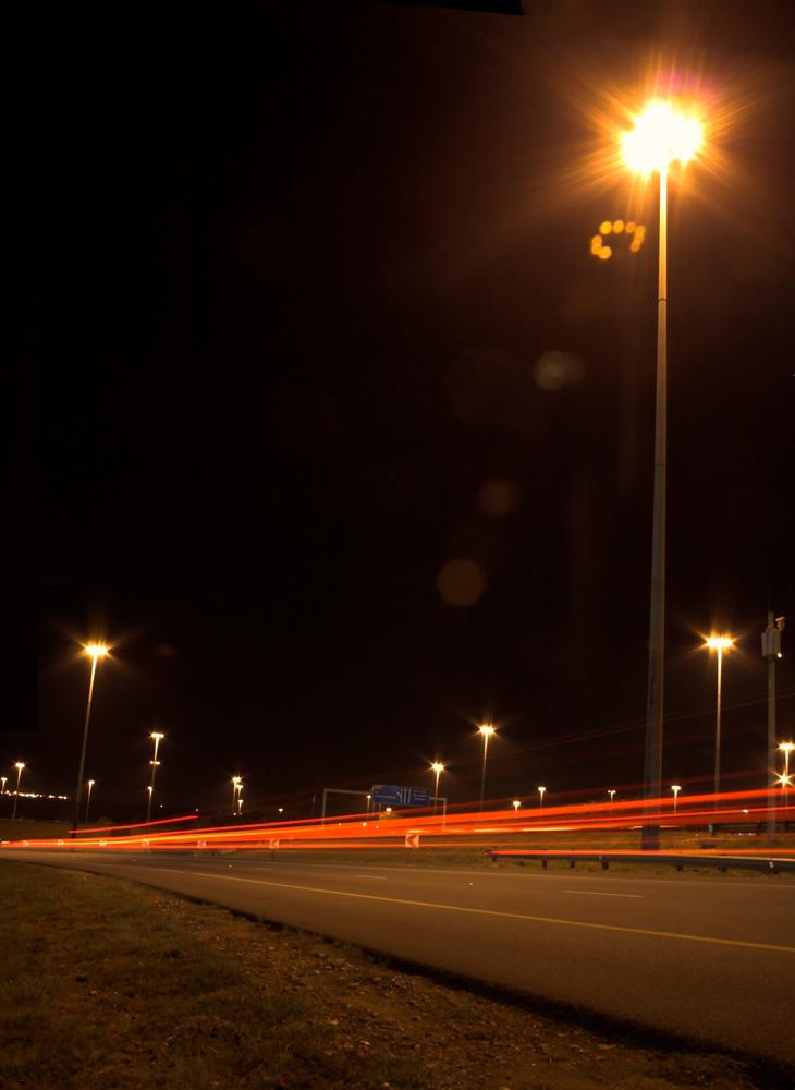 Highway Richtung Pretoria
