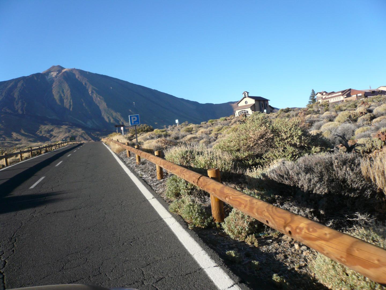 Highway to Teide..