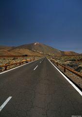 Highway zum Teide