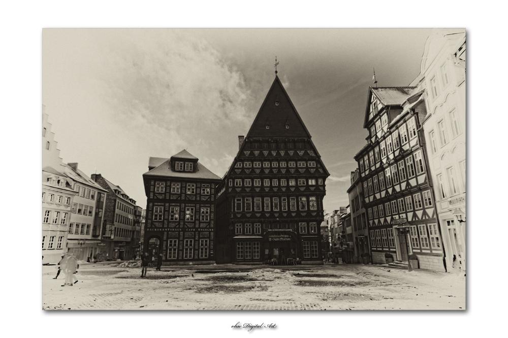 *Hildesheim im Nostalgielook 3*