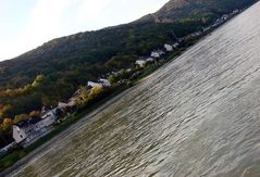 Hilfe, der Rhein läuft aus...