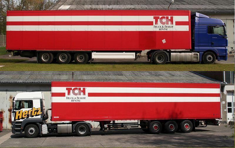 Hilfsgütertransport für Litauen