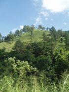 Hill at Jarabacoa