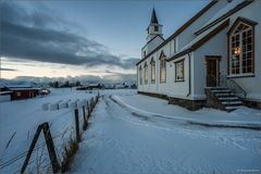 Hillesøy kirke