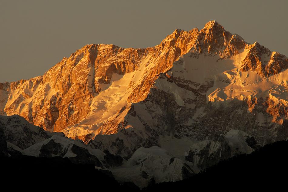 Himalaya Staat Sikkim / Das grosse Glück mit dem dritthöchsten Berg der Welt
