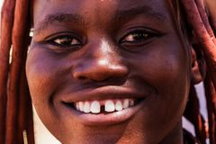 Himba Frau - Namibia