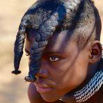 Himba-Mädchen