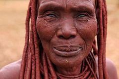 Himba smile