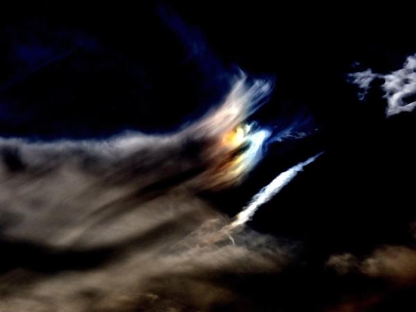 Himmel in der Nacht