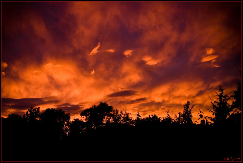 Himmel oder Hölle ?