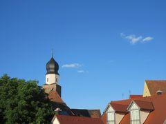 Himmel über Bayern