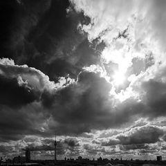 Himmel über Berlin s/w