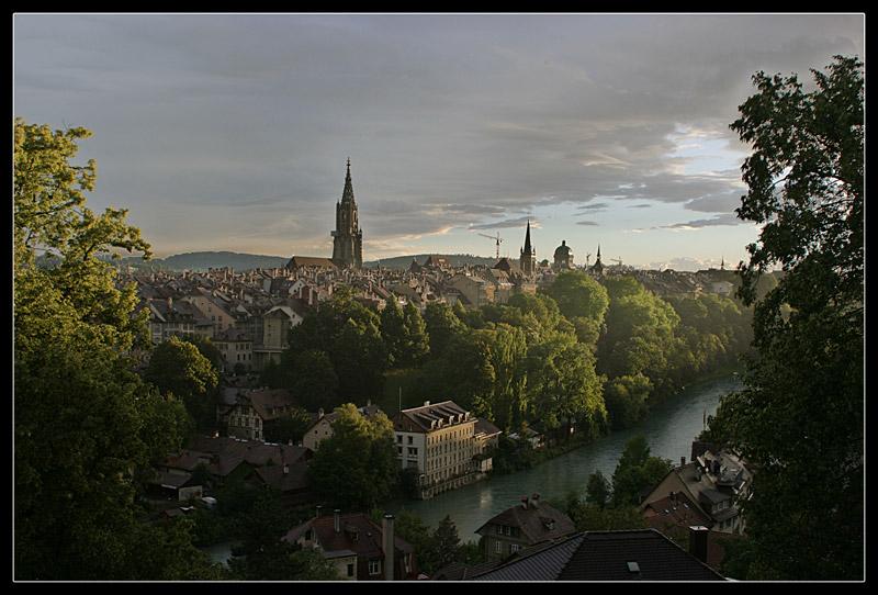 Himmel über Bern (2)