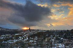 Himmel über Bern