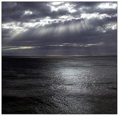 Himmel über dem Südpazifik