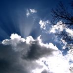 Himmel über dem Taurus