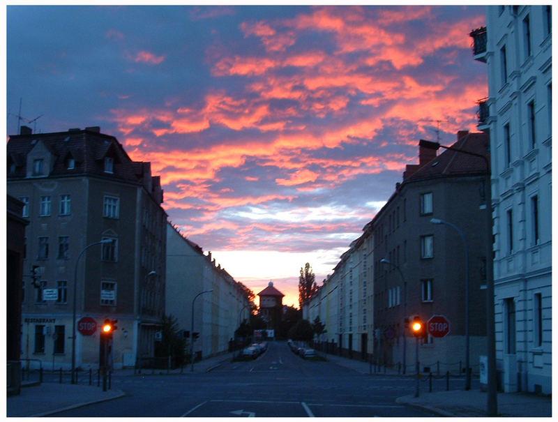 Himmel über Görlitz