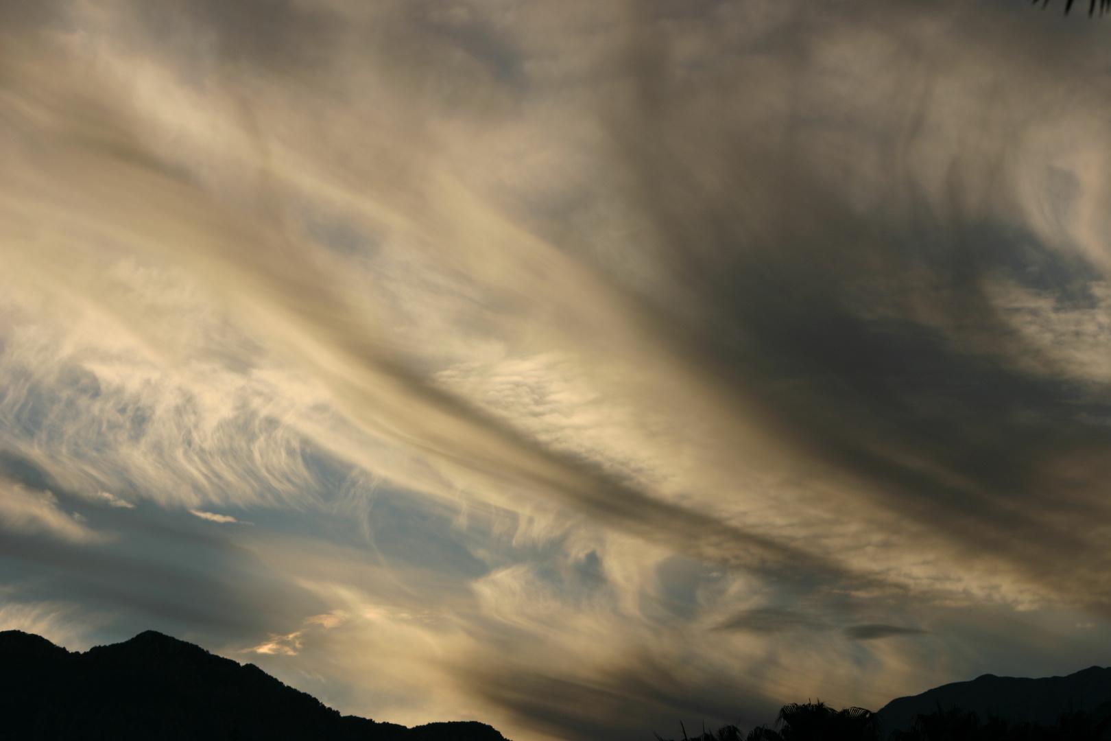 Himmel über Kemer