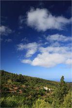 Himmel über La Palma / Puntagorda