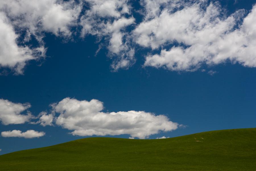 Himmel über Neuseeland