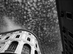 Himmel über Rom