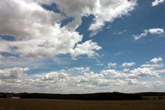 Himmel über Thüringen heute