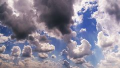 Himmel überm Jerichower Land