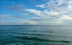 Himmel und Meer