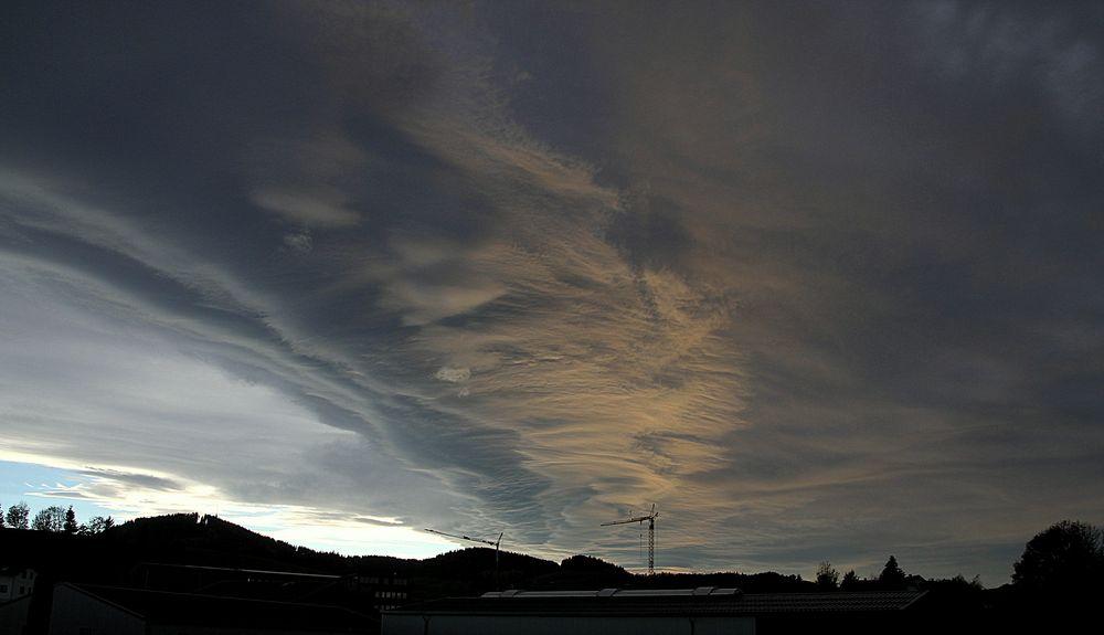 Himmels-Gemälde
