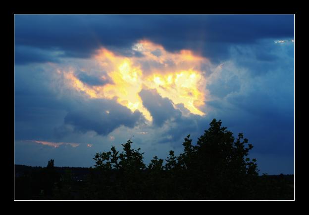 Himmelsexplosion