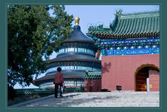 Himmelspalast in Peking