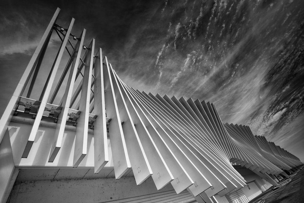 """""""Himmlische"""" Architektur"""