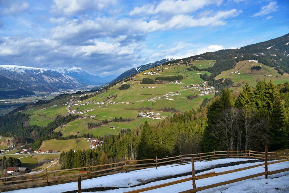 Himmlische Aussichten Tirol