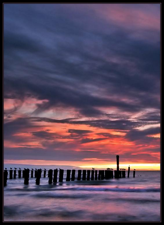 Himmlische Farben ...