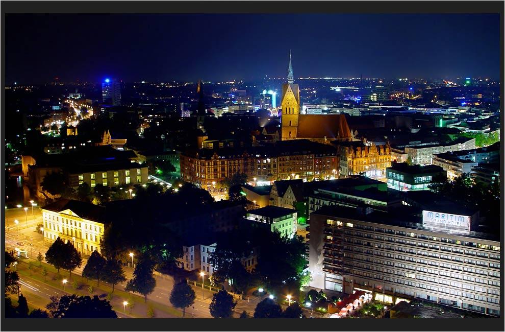 Himmlisches Hannover