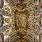 """""""Himmlisches Jerusalem"""" Asambasilika St. Margaretha Osterhofen)"""