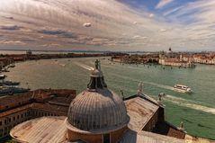 Himmlisches Venedig ....