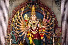 Hindu-Göttin wär ich gern ...
