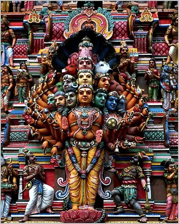 Hindu - Tempel in Sri Lanka