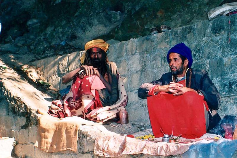 Hinduistische Opferstätte 2...