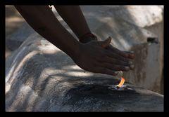 Hinduistische Rituale-#3 oder Glück IV