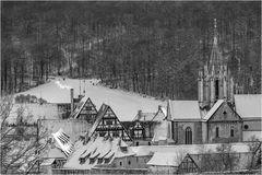 Hinter alten Klostermauern