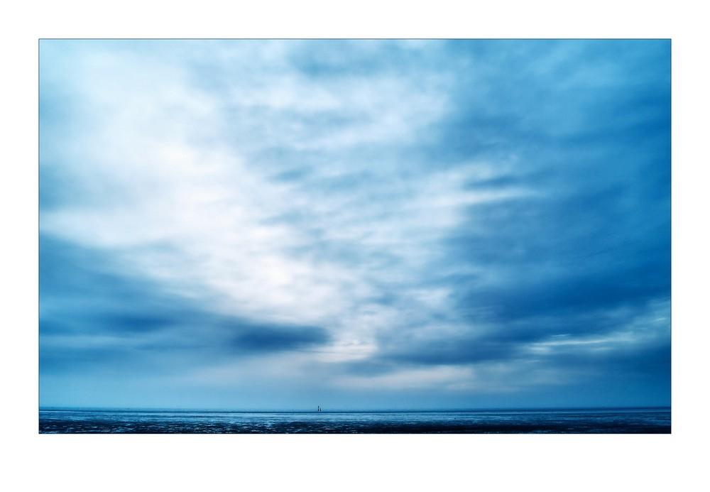 hinter dem Horizont...