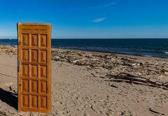 Hinter der nächsten Tür liegt das Meer