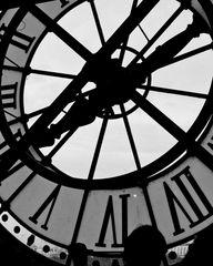 Hinter der Zeit