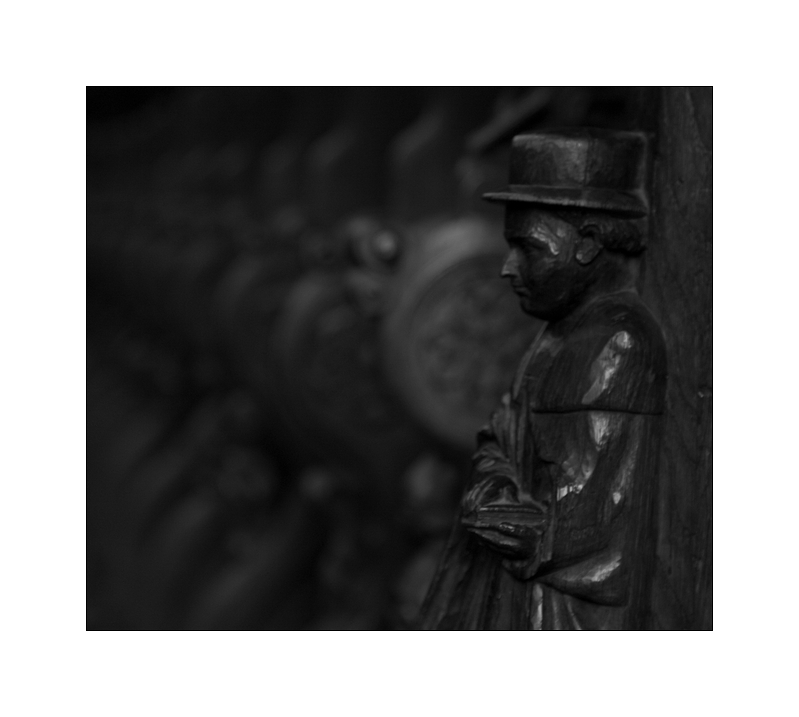 - Hinter Klostermauern XI -