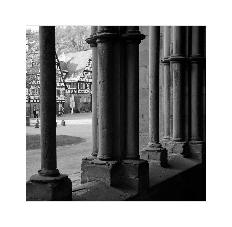 - Hinter Klostermauern XXII -